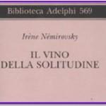 In libreria: Il vino della solitudine