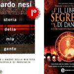 La classifica dei libri più venduti della settimana dall' 1 al 7 Agosto