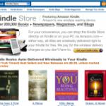 Finalmente in Italia Kindle store con 16.000 titoli