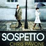 """"""" Il sospetto"""" di Chris Pavone"""