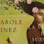 """""""La vergine dei sussurri"""" di Carole Martinez"""