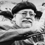 "Ernest Hemingway: ""Cuore da bambino.."""