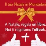 Promozione di Natale Mondadori: libro più ebook