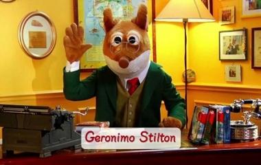 Il grande ritorno di Geronimo Stilton