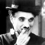 "Charlie Chaplin: ""La vita è.."""
