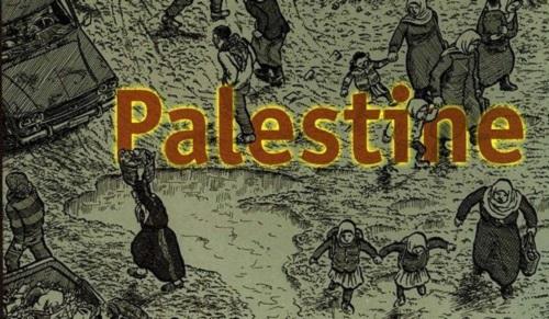 Palestina, una nazione occupata di Joe Sacco