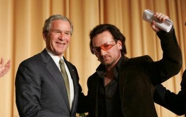 The frontman, Bono (nel nome del potere)
