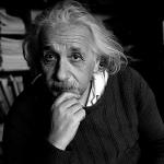 """Albert Einstein: """"Io non pretendo di sapere cosa sia l'amore .."""""""