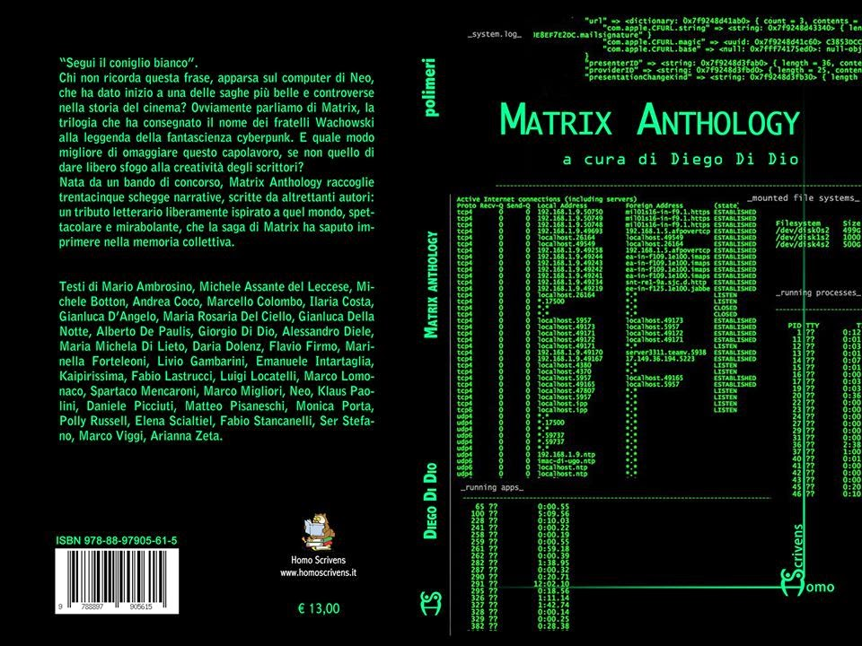 Matrix Anthology
