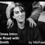 """Two times intro. In viaggio con Patti Smith"" scontato del 15%"