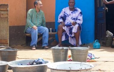 Due ritratti dal Ghana